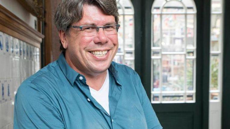 Luc Tanja, manager Leger des Heils in Almere Beeld Charlotte Odijk