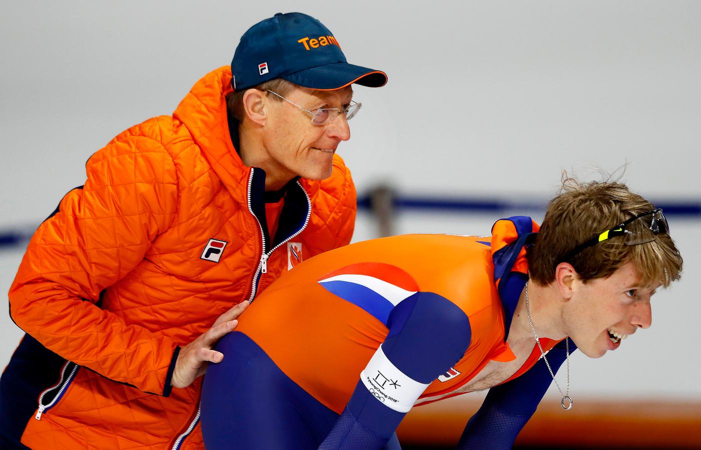Jillert Anema en Jorrit Bergsma.