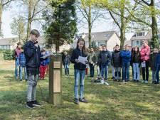 Raalter scholieren herdenken Joodse oorlogsslachtoffers