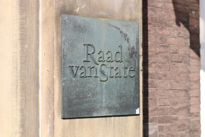stockadr raad van state den haag logo