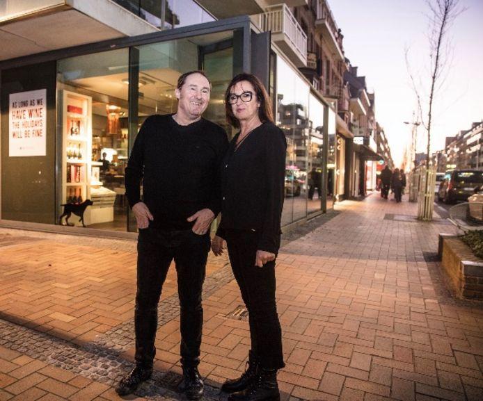 Peter Demoor (55) en Linda Schacht (56) van Botticelli.