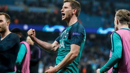 Jan Vertonghen en Kevin De Bruyne sieren Champions League-selectie van het jaar