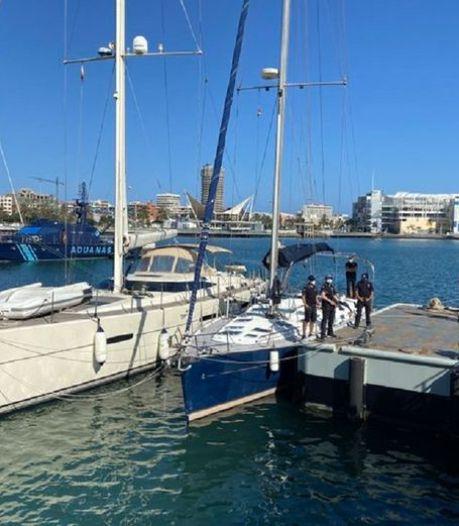 Drugssmokkelaars op zee maken misbruik van Nederlands vaardocument