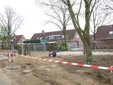 Speelterrein afgesloten na vondst stukken asbest