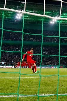 'Ex-Gladbacher' houdt oude club uit finale DFB Pokal