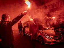 Indrukwekkend afscheid van Sparta-doelman Pim Doesburg