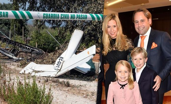 August, Christina, Max (11) en Sophie (9) overleefden de tragedie niet.