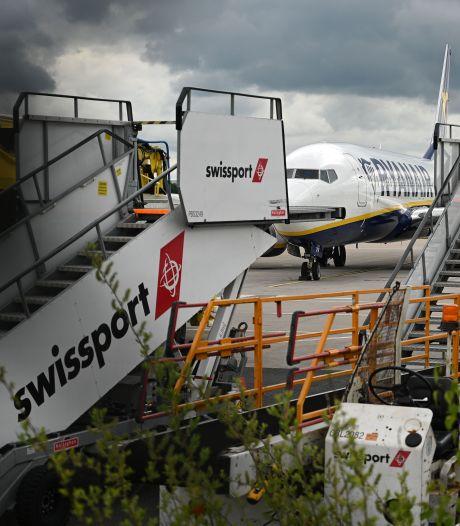 Certains anciens travailleurs de Swissport frustrés par les méthodes de travail d'Alyzia