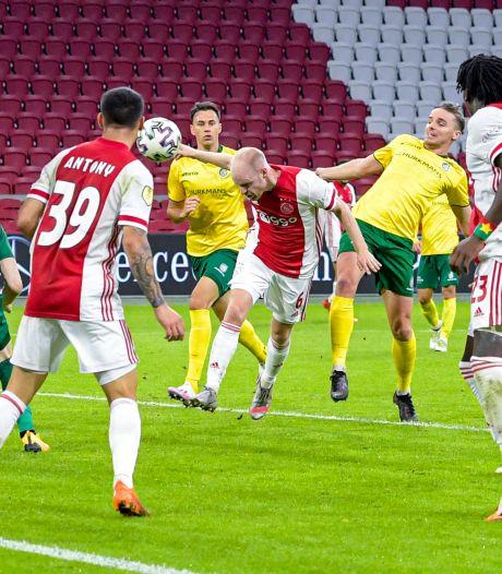 LIVE   Ajax poetst achterstand weg tegen Fortuna Sittard dankzij dubbelslag Klaassen