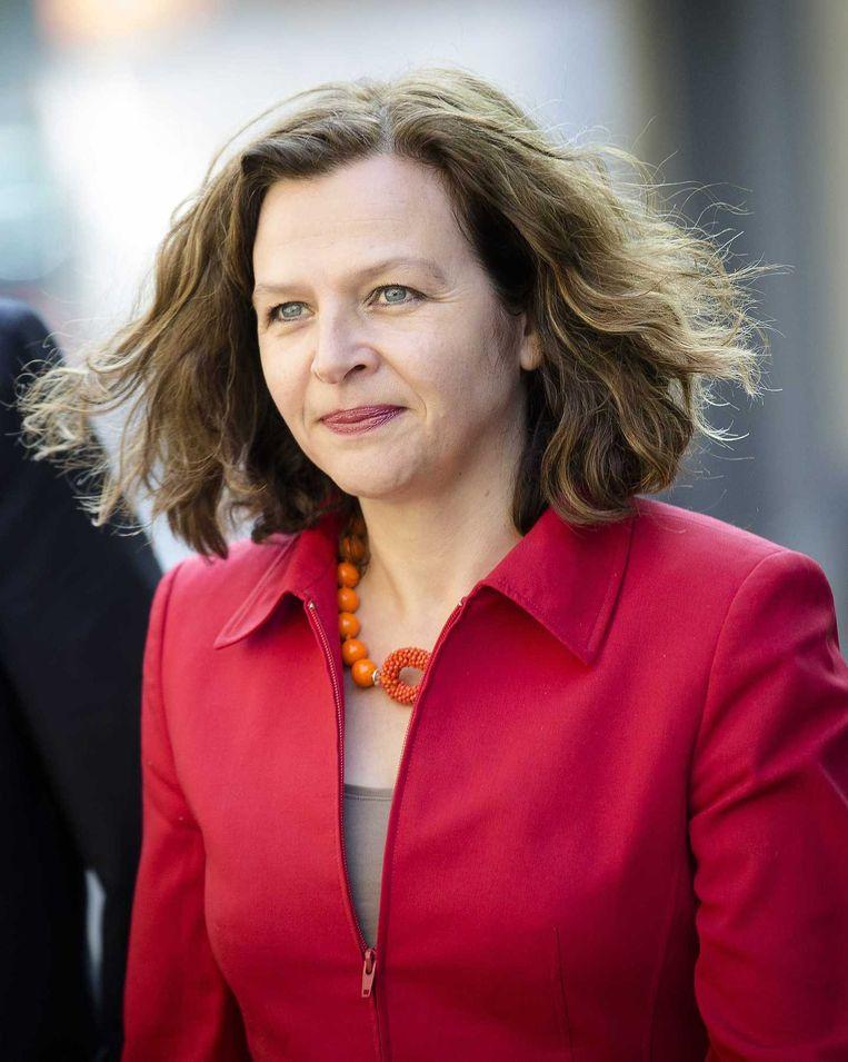 Nederlands minister van Volksgezondheid Edith Schippers.