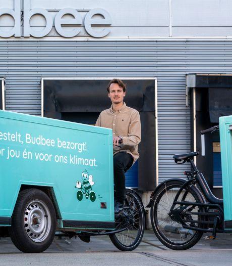 Bezorgers PostNL, DHL en DPD hebben er een concurrent bij: Budbee