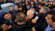 Negen arrestaties in Turkije na aanval op oppositieleider bij begrafenis