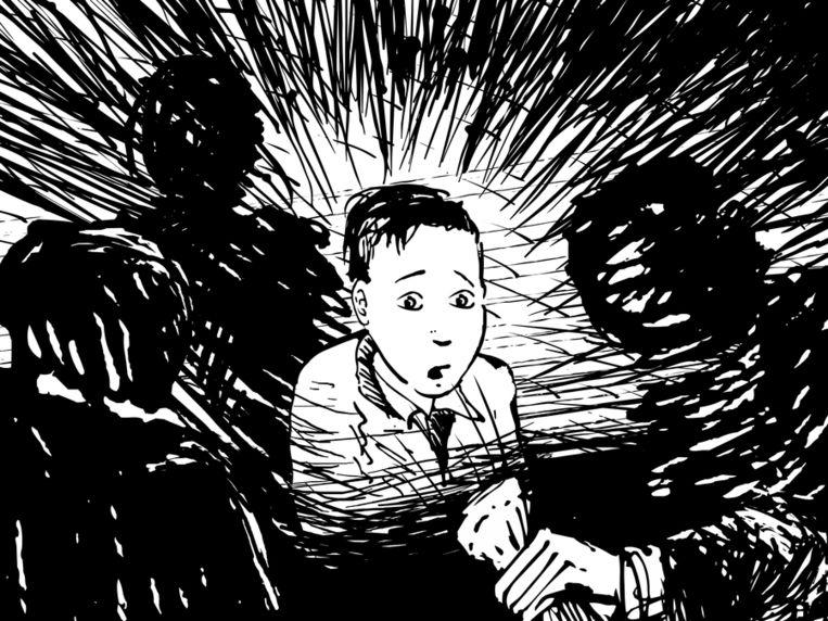 null Beeld Still van animatie uit het verrijkte e-book/Marcel van der Drift