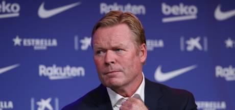 Koeman pareert giftige pijl van Messi: 'Zijn teleurstelling is logisch'