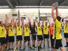 Historische bekerzege handballers HVW