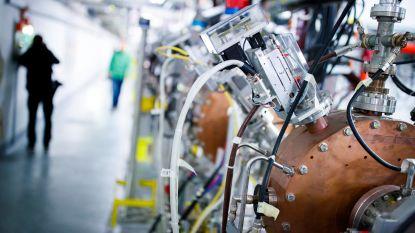 Deeltjesversneller CERN draait weer op volle toeren