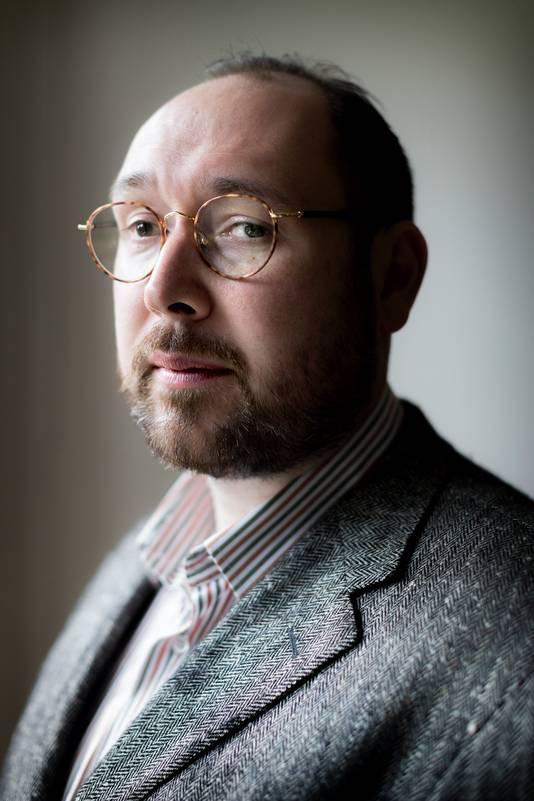 Remco Breuker, professor Korean Studies