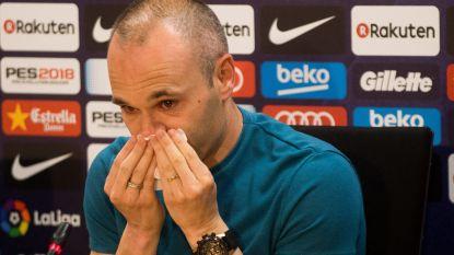 FT buitenland: Bayern legt Ribéry langer vast - Iniesta mogelijk te duur voor Chinese club