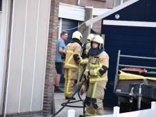 Brandweer Vroomshoop moet ingrijpen bij brand in vuurkorf nadat buren in de rook zitten