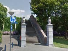 Trap Muyserick Vught eerst losgemaakt van brug, dan verwijderd; geen gevaar voor geluidswal of A2