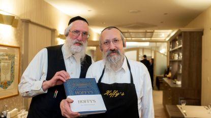 Zo kook je hip én koosjer: Joodse broers van restaurant Hoffy's presenteren kookboek