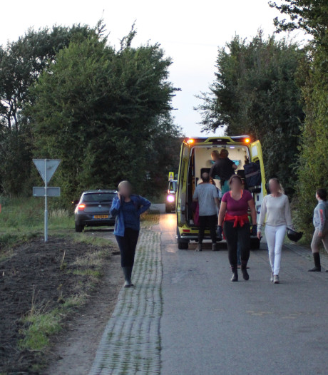 Vrouw gewond bij val van op hol geslagen paard in Aagtekerke