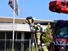 Brandlucht veroorzaakt brandmelding op industrieterrein in Oldenzaal