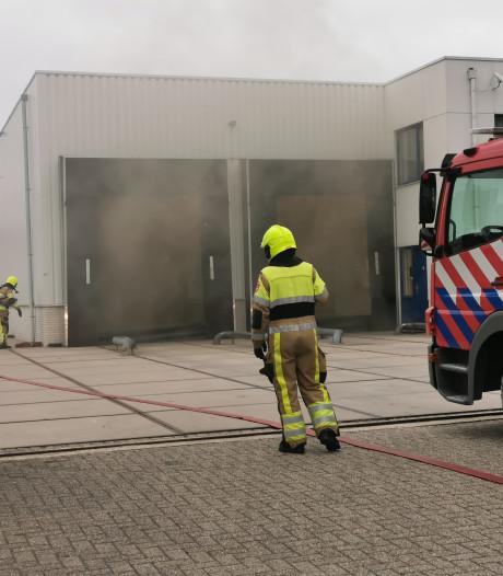 'Zeer grote' binnenbrand bij HSF Logistics in Nijmegen geblust