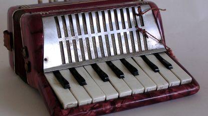 Dieven maken voor 50.000 euro aan accordeons buit in Kalmthout