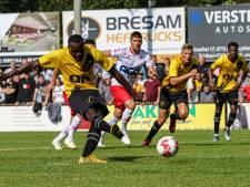 Publieksspeler Kudimbana verwarmt harten NAC-fans en hoopt op contract: 'Ik heb een positief gevoel'