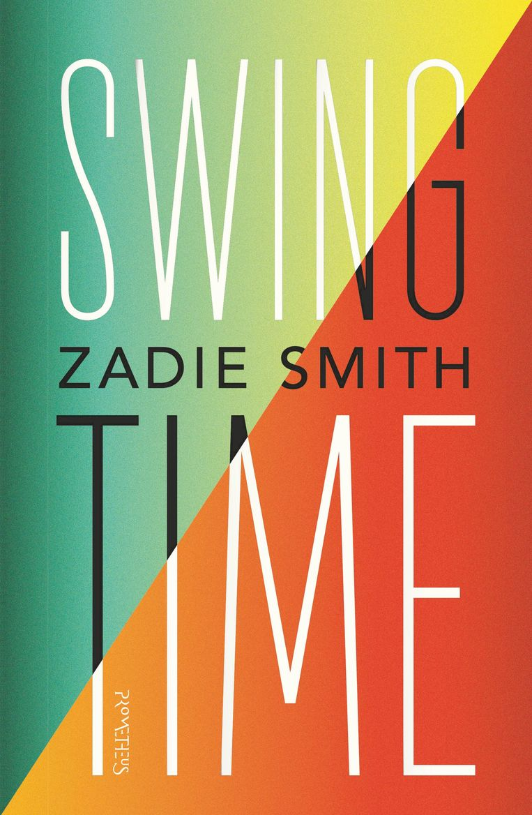 Zadie Smith - Swing Time Beeld null