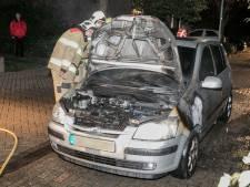 Lintjes voor brandweermannen in Doesburg