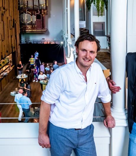 Westerkerk aan Catharijnekade is klaar voor ontvangst eerste hotelgasten