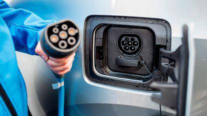 Brussels stroomnet niet klaar voor elektrische auto