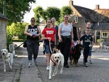Advies: draag lange broek bij Walk of the Dogs in Escharen