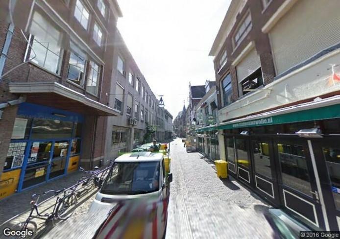 De Voorstraat in Zwolle. Foto: Google Streetview