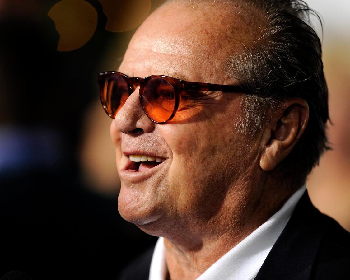 Jack Nicholson na jare...