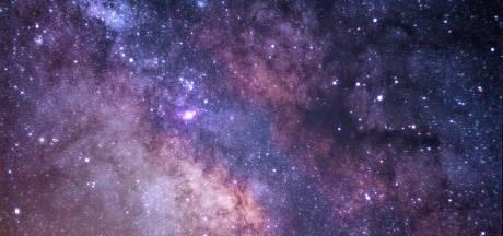 'Wij mogen van geluk spreken dat we op zo'n mooi, rustig plekje in het heelal wonen'