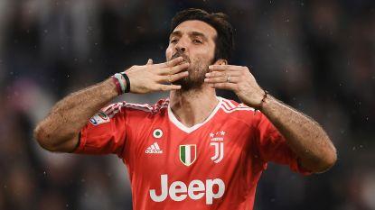 "Ex-Rode Duivels zwaaien Gianluigi Buffon uit: ""Buffon, daar was je bang van"""