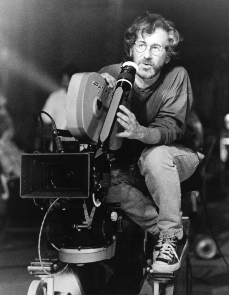Steven Spielberg. Beeld NBC