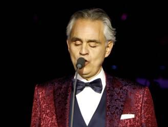 Concert van Andrea Bocelli in Sportpaleis voor derde keer uitgesteld