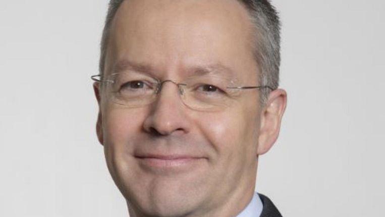 Thierry Vanlancker, de nieuwe ceo van AkzoNobel Beeld AkzoNobel