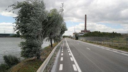 Gent kleurt winters na chemisch lek
