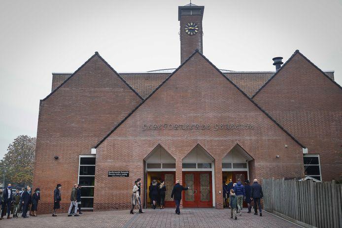 De Gereformeerde Gemeente in het centrum van Barneveld