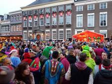 Het grootste pre-carnavalsfeest in volle gang: klunen