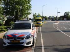 Wielrenner gewond bij botsing met scooter in Sint-Michielsgestel