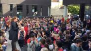 Leerlingen Lillo's Klavertje maken 'lawaai' tegen armoede