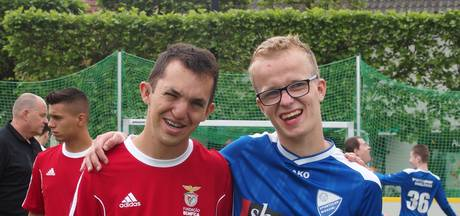 Leren koken tussen het voetballen door in Wijchen