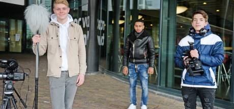 Twentse jongeren helpen mee met vlogproject over Loverboys: 'Ik weet hoe verraderlijk internet werkt'