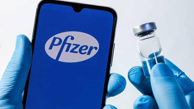 Pfizer hoopt goedkeuring voor coronavaccin eind november aan te vragen in VS